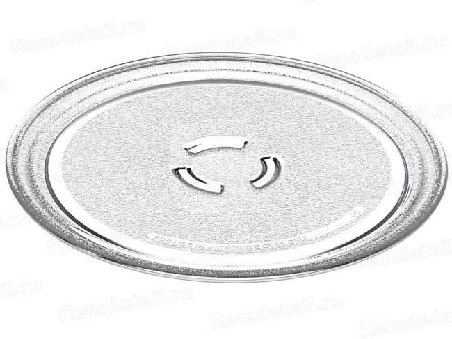Тарелка D280мм для микроволновой печи Whirlpool 481246678407