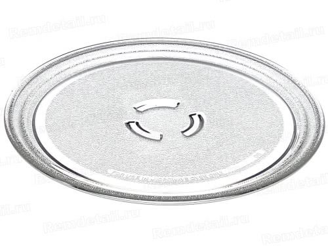 Тарелка СВЧ печи Whirlpool D280mm 481246678407