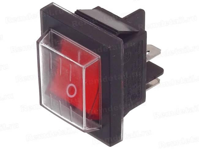 Выключатель с термозащитой 250V 30A EP226