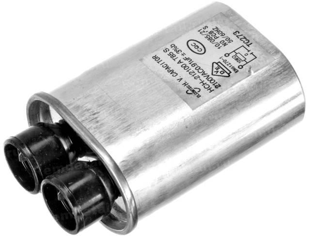 Конденсатор 0,91 мкФ для микроволновой печи SVCH-040